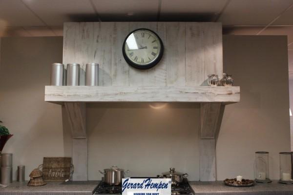 Stoere Landelijke Keuken : Stoere en Robuuste Houten Keuken Houten Keuken op maat – Landelijke