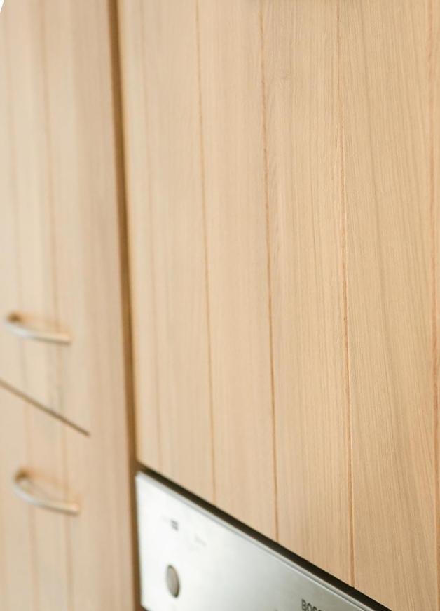 Keukendeur Maken : EIKEN HOUTEN KEUKEN – Landelijke en moderne houten keukens op maat