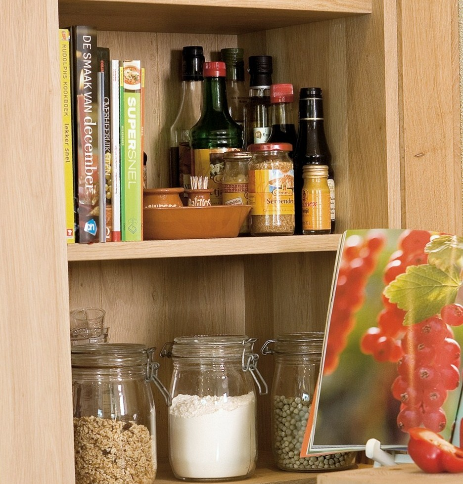 Houten schouwen voor uw landelijke keuken landelijke en moderne houten keukens op maat - Hoe een keuken te verlichten ...