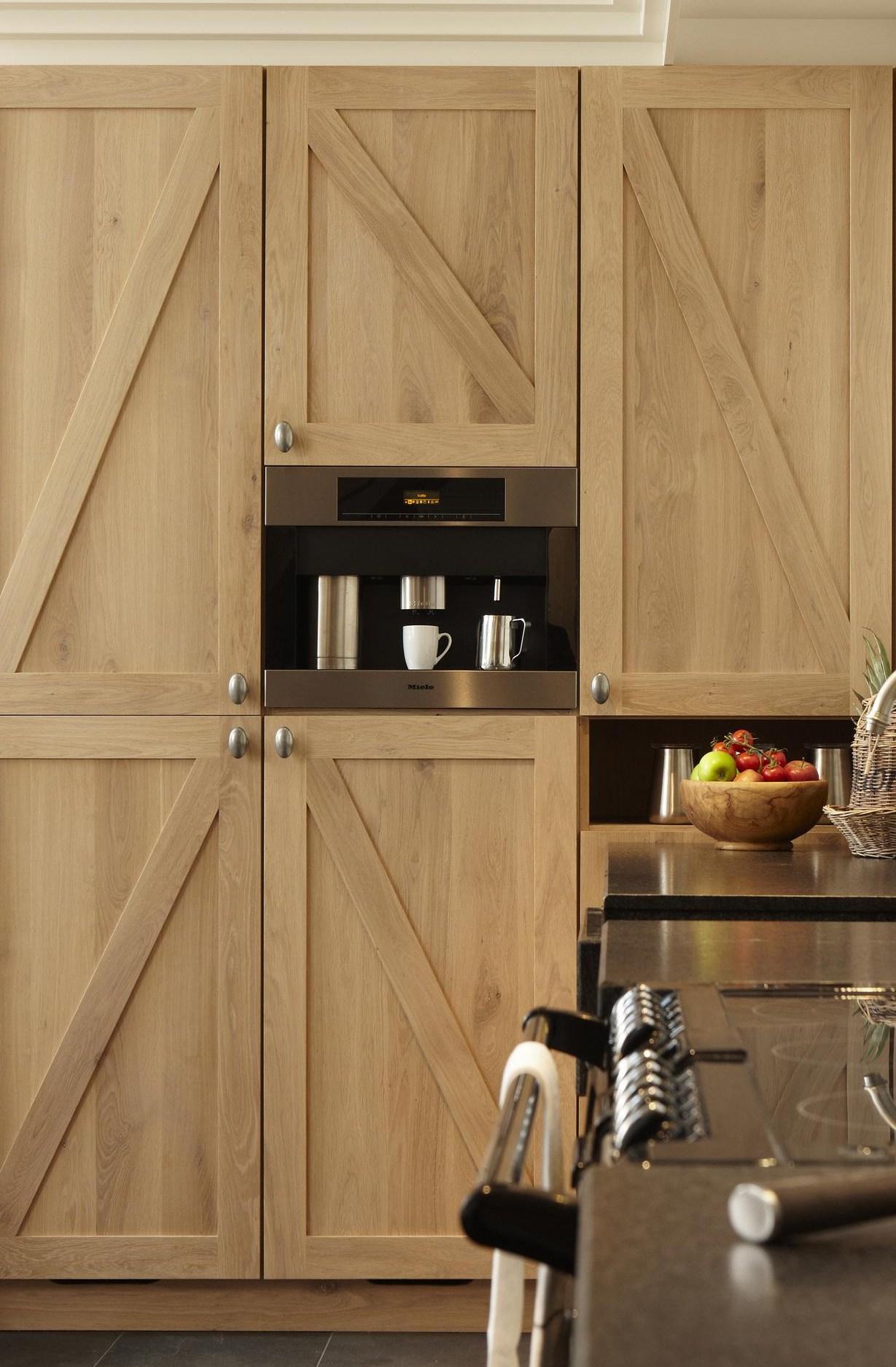 Keuken kasten hout: wat is het verschil tussen maatwerk en ...