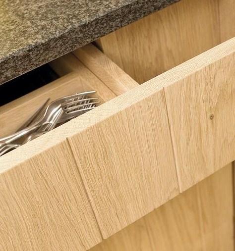 Eiken houten keukenkasten op maat Houtenkeukenopmaat nl