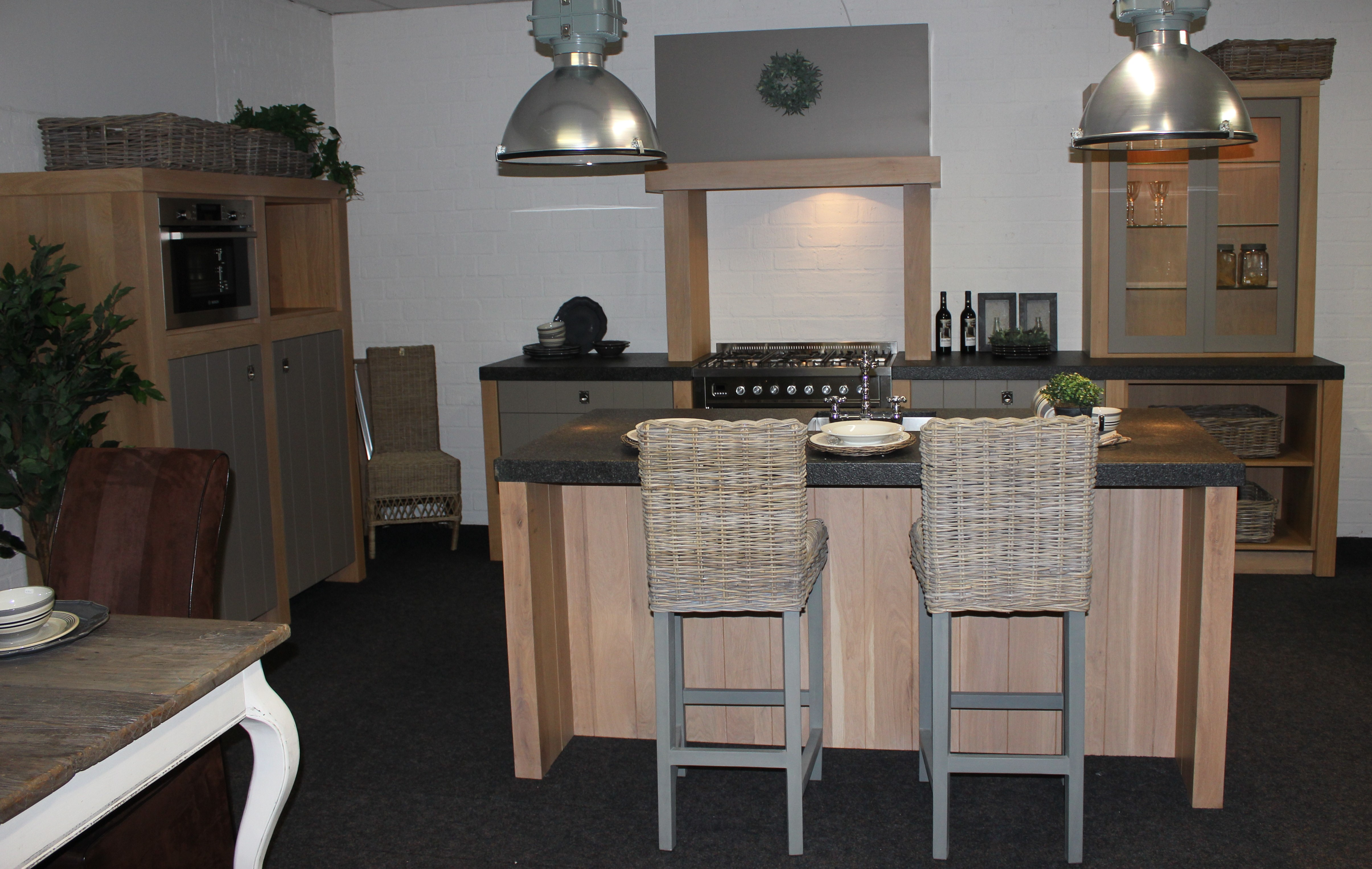 Gerard Hempen Keukens Van Hout : Gerard Hempen Keukens van Hout Landelijke Keukens